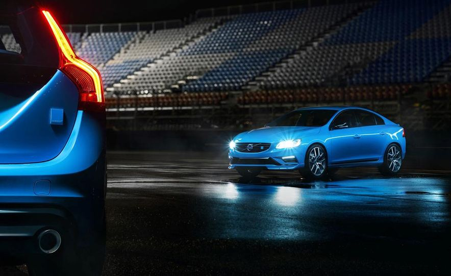 2015 Volvo V60 Polestar and S60 Polestar - Slide 12