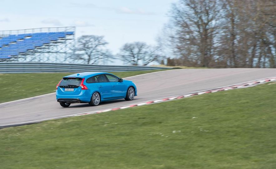2015 Volvo V60 Polestar and S60 Polestar - Slide 60