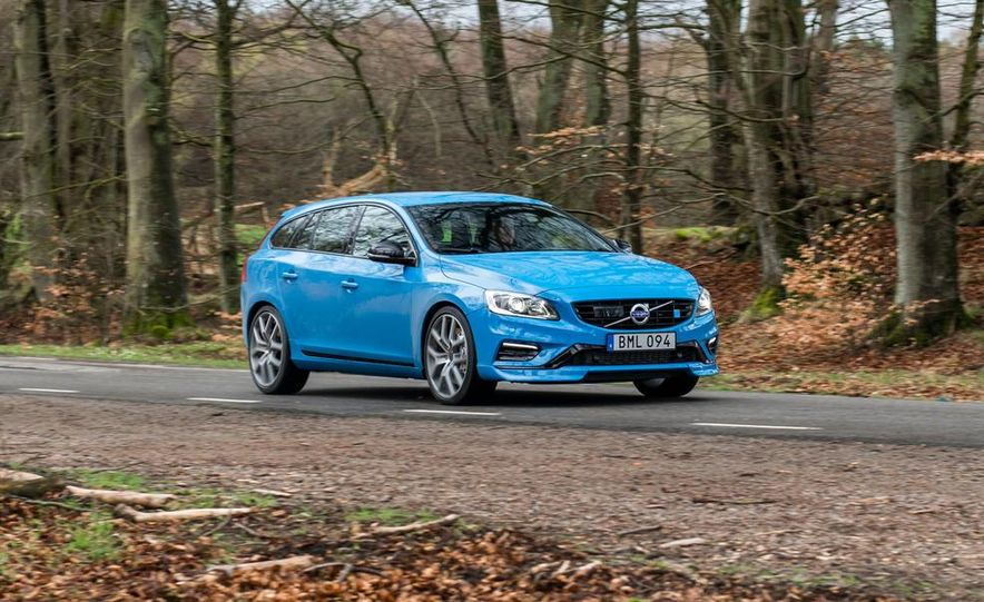 2015 Volvo V60 Polestar and S60 Polestar - Slide 61