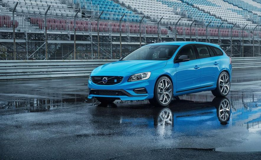 2015 Volvo V60 Polestar and S60 Polestar - Slide 62