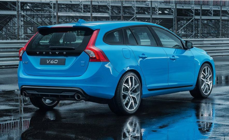 2015 Volvo V60 Polestar and S60 Polestar - Slide 63