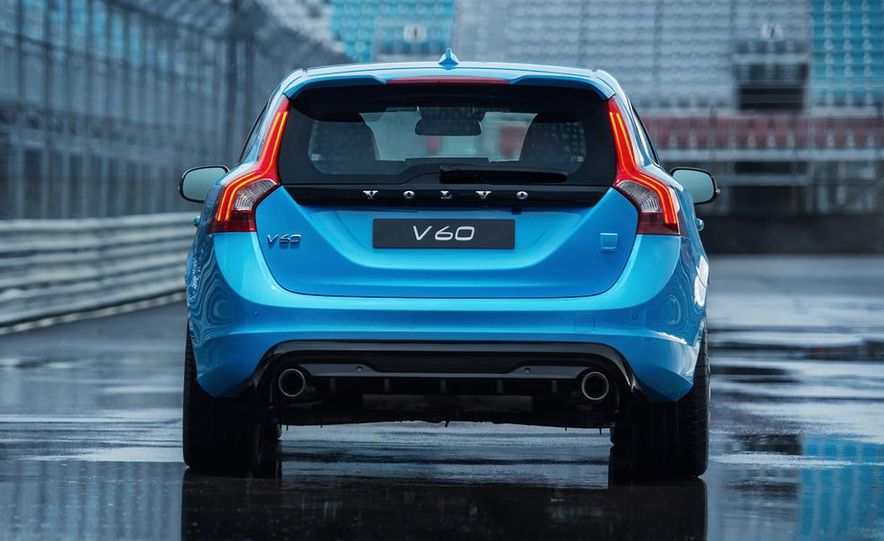 2015 Volvo V60 Polestar and S60 Polestar - Slide 64