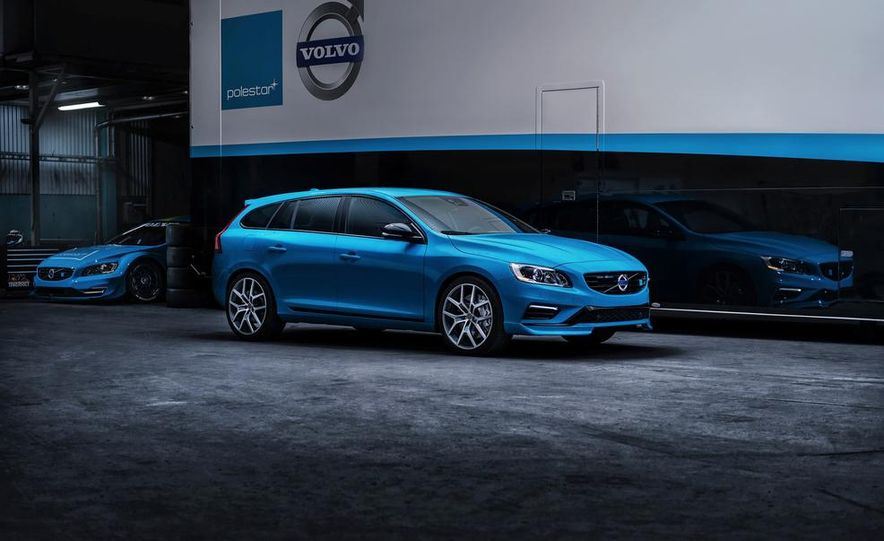 2015 Volvo V60 Polestar and S60 Polestar - Slide 65