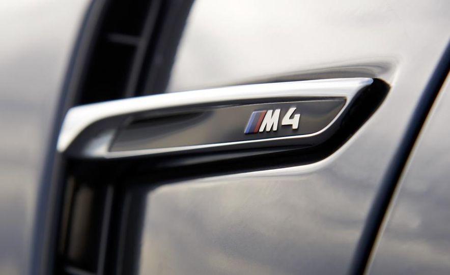 2015 BMW M4 convertible - Slide 30
