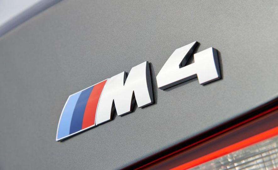 2015 BMW M4 convertible - Slide 31