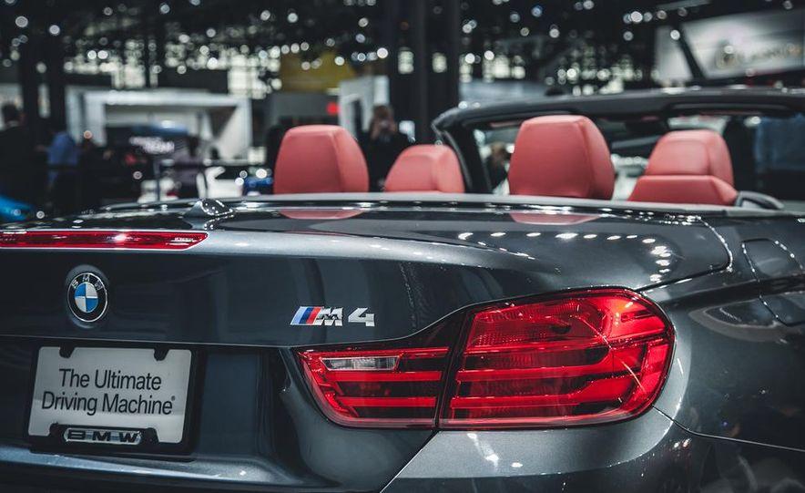 2015 BMW M4 convertible - Slide 3