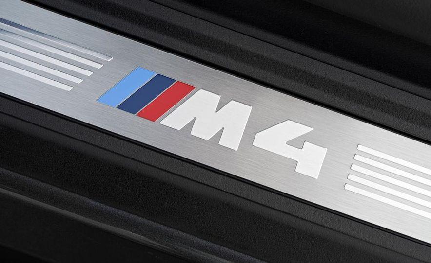 2015 BMW M4 convertible - Slide 35