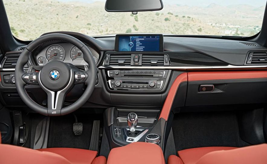 2015 BMW M4 convertible - Slide 32
