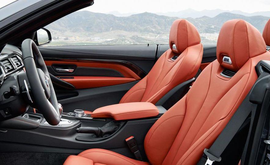 2015 BMW M4 convertible - Slide 33