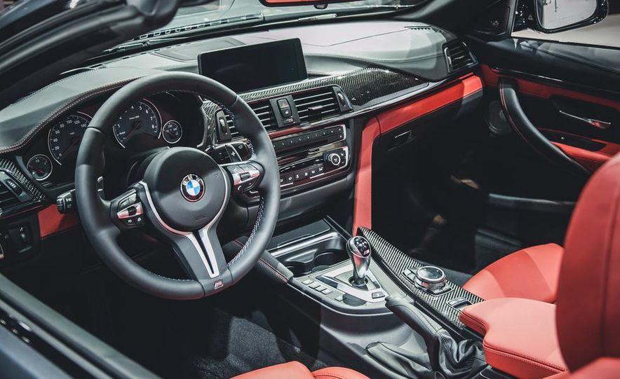 2015 BMW M4 convertible - Slide 4