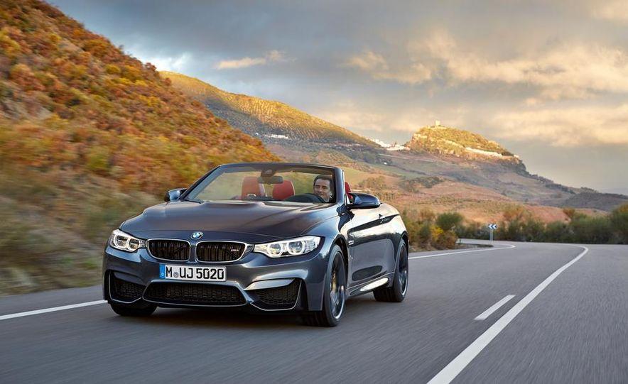 2015 BMW M4 convertible - Slide 6