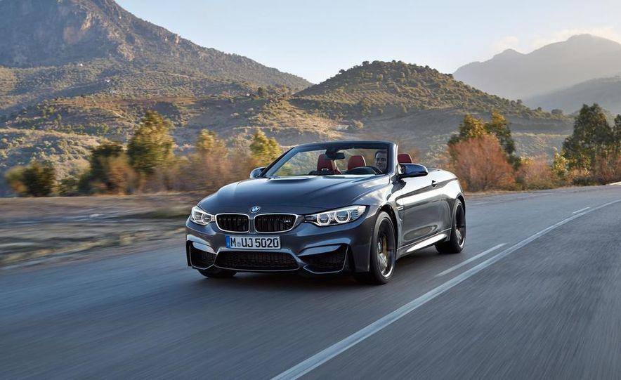2015 BMW M4 convertible - Slide 7