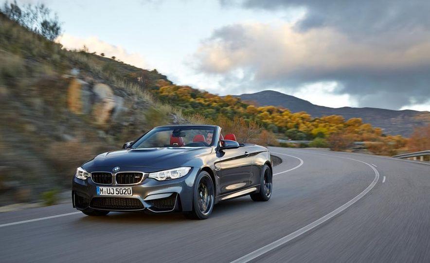 2015 BMW M4 convertible - Slide 8