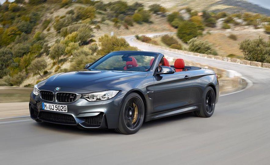 2015 BMW M4 convertible - Slide 12