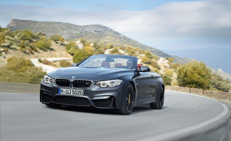 2015 BMW M4 convertible - Slide 13