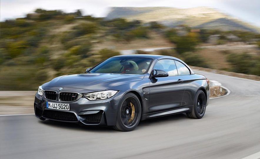 2015 BMW M4 convertible - Slide 14