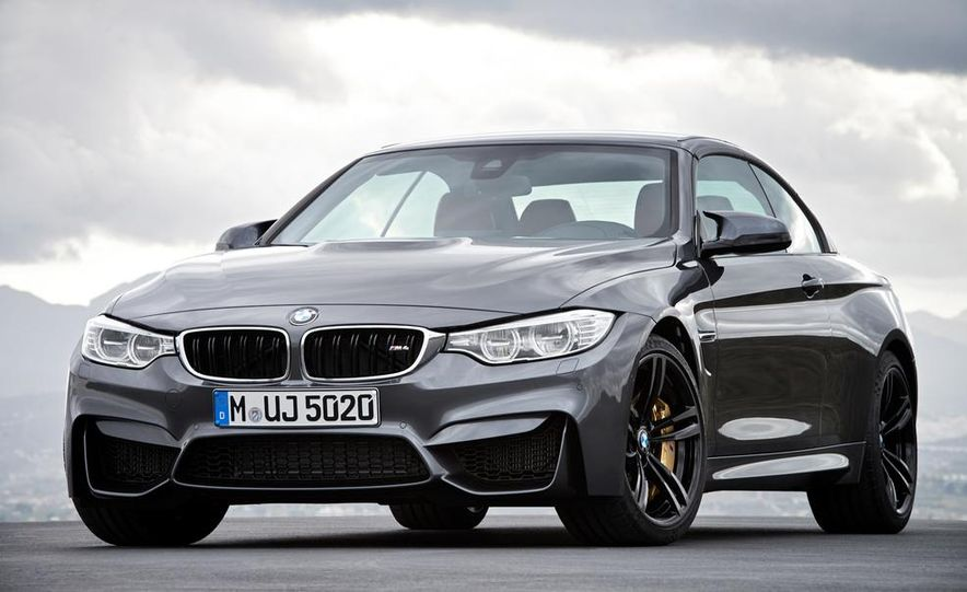 2015 BMW M4 convertible - Slide 17