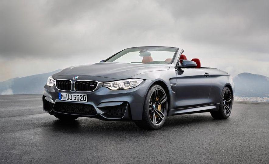 2015 BMW M4 convertible - Slide 18