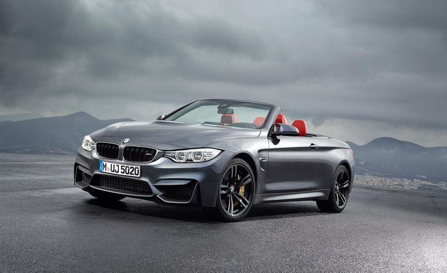 2015 BMW M4 convertible - Slide 19