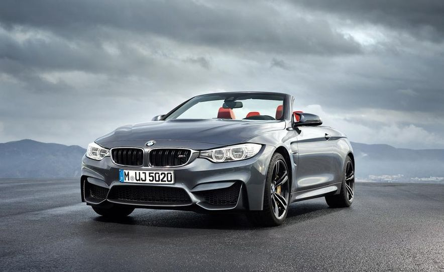 2015 BMW M4 convertible - Slide 20