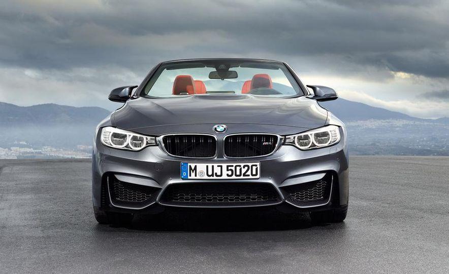 2015 BMW M4 convertible - Slide 21