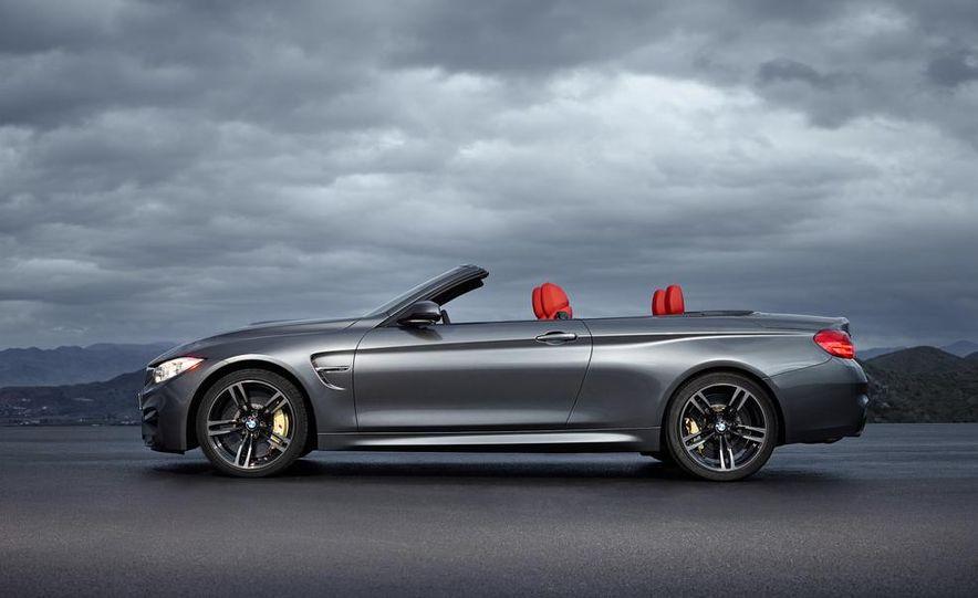 2015 BMW M4 convertible - Slide 22