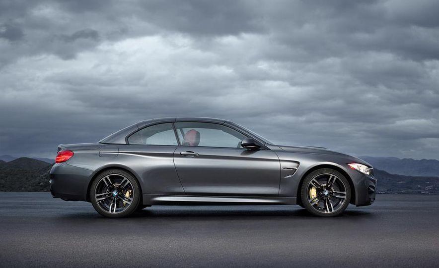 2015 BMW M4 convertible - Slide 23
