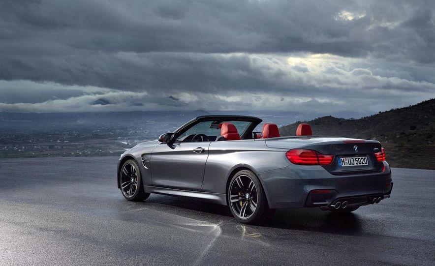 2015 BMW M4 convertible - Slide 24