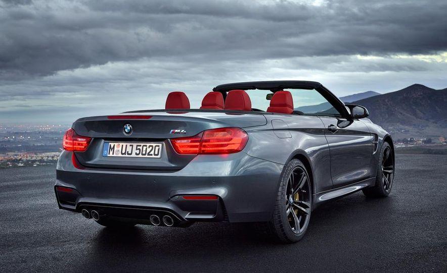2015 BMW M4 convertible - Slide 27