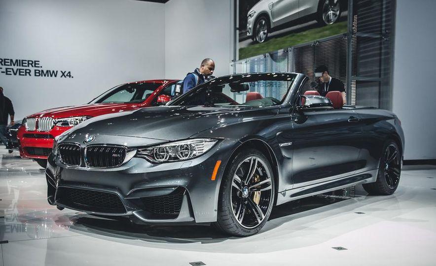 2015 BMW M4 convertible - Slide 1