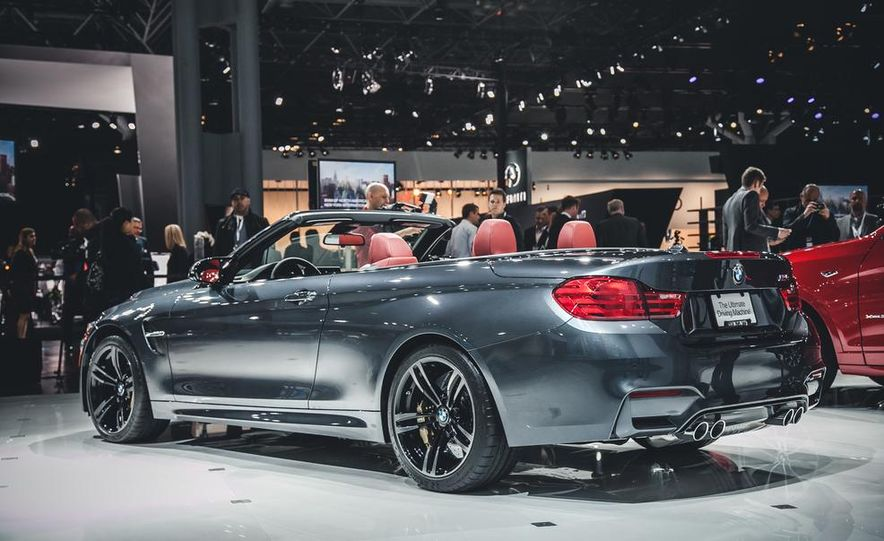 2015 BMW M4 convertible - Slide 2
