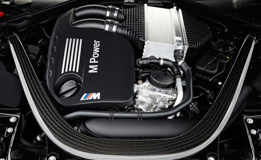 2015 BMW M4 convertible - Slide 36