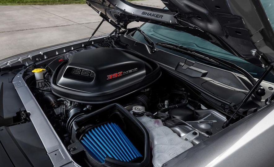 2015 Dodge Challenger R/T 392 Skat Pack Shaker - Slide 35