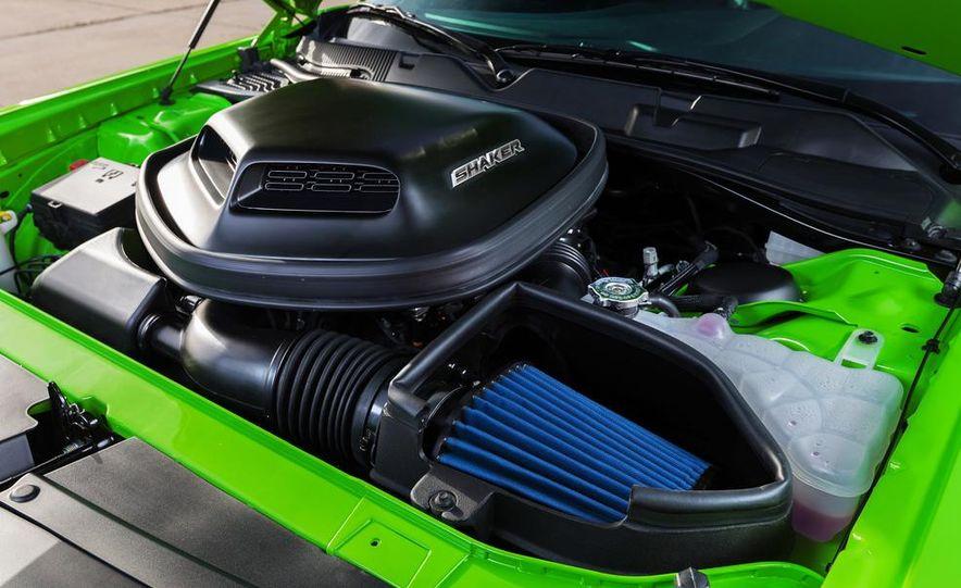 2015 Dodge Challenger R/T 392 Skat Pack Shaker - Slide 44