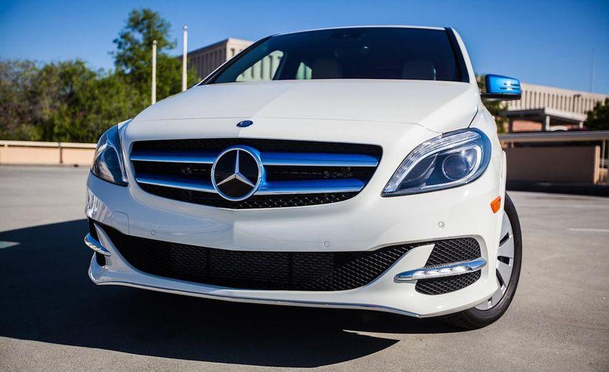 2014 Mercedes-Benz B-class Electric Drive - Slide 1