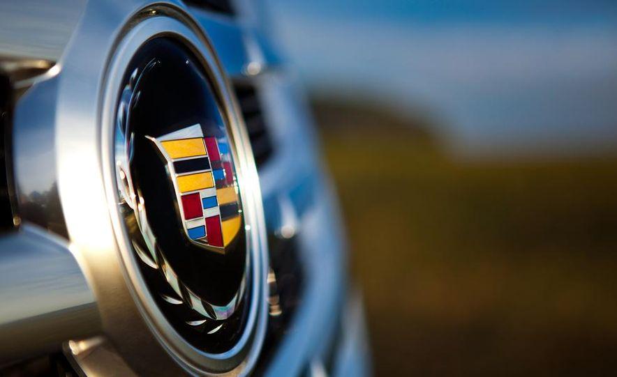 2015 Cadillac Escalade - Slide 49