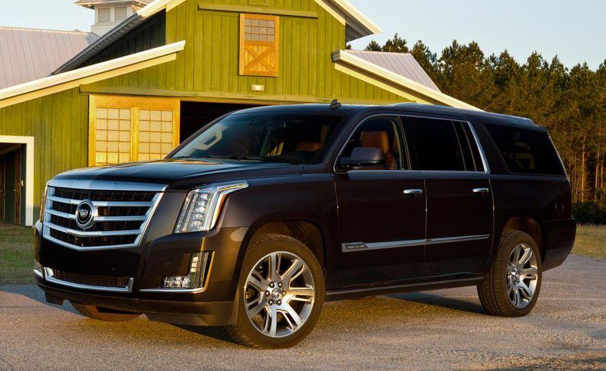 2015 Cadillac Escalade - Slide 60