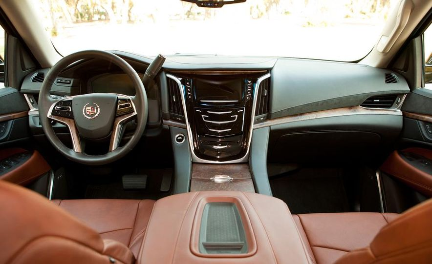 2015 Cadillac Escalade - Slide 13