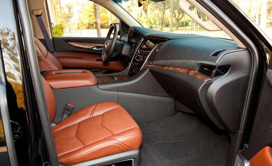 2015 Cadillac Escalade - Slide 14