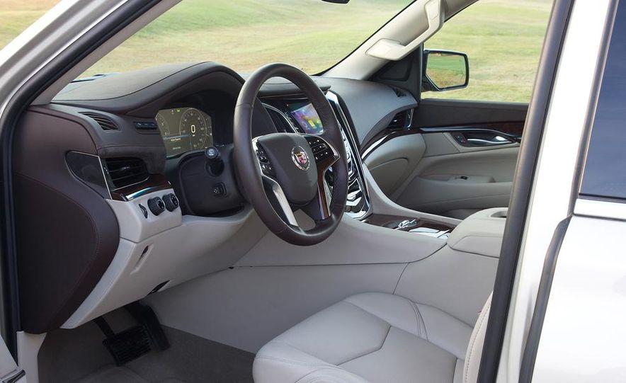 2015 Cadillac Escalade - Slide 42