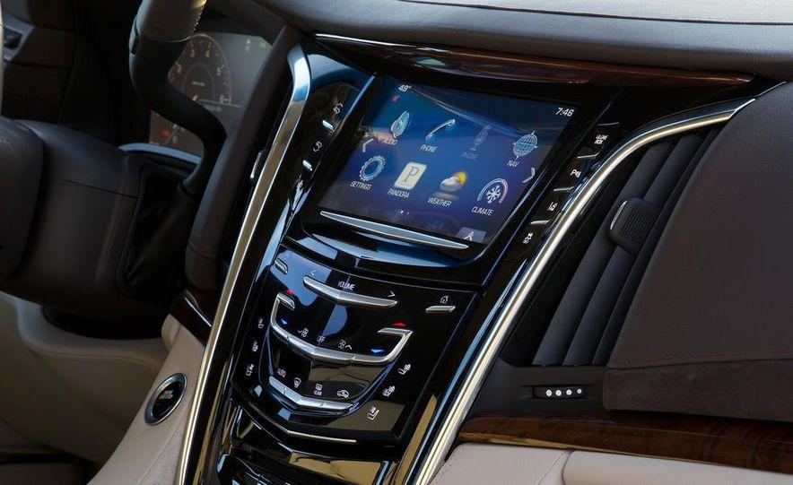 2015 Cadillac Escalade - Slide 45