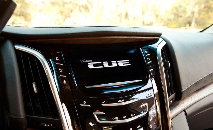 2015 Cadillac Escalade - Slide 18