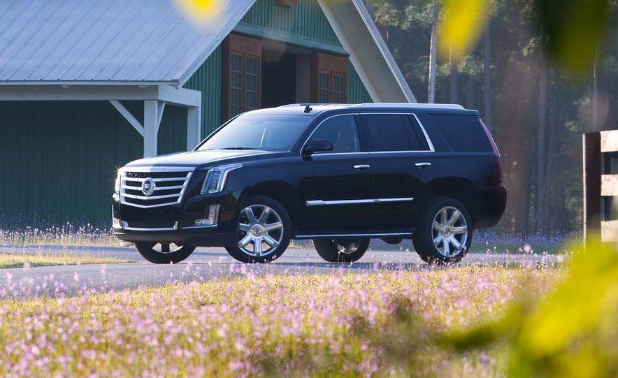 2015 Cadillac Escalade - Slide 8