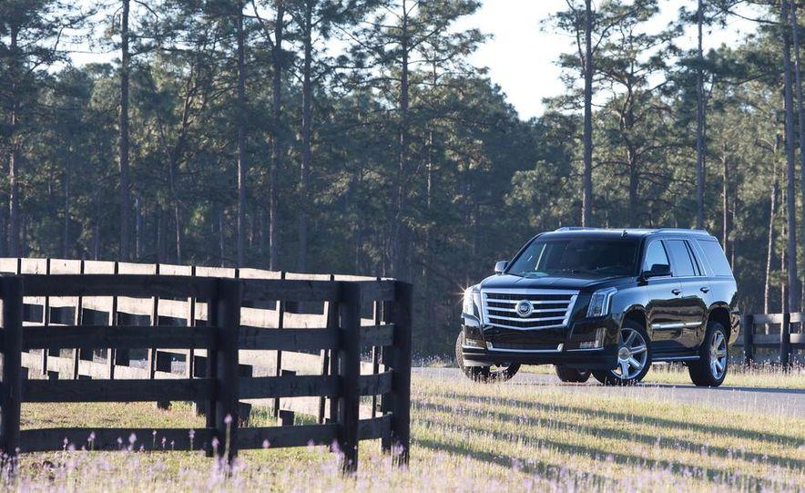 2015 Cadillac Escalade - Slide 11