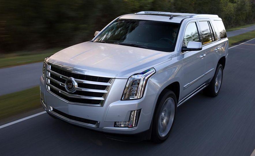 2015 Cadillac Escalade - Slide 21