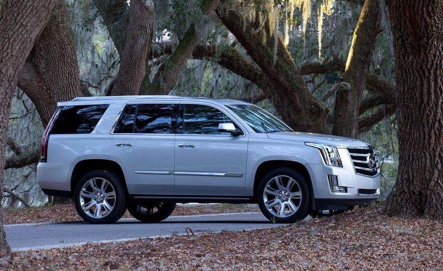 2015 Cadillac Escalade - Slide 27