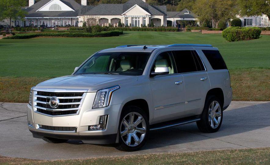 2015 Cadillac Escalade - Slide 32