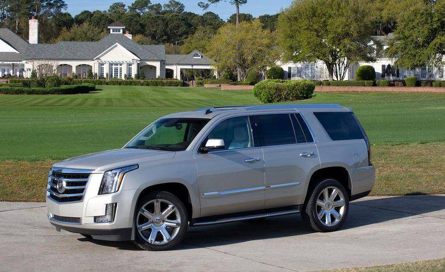 2015 Cadillac Escalade - Slide 33