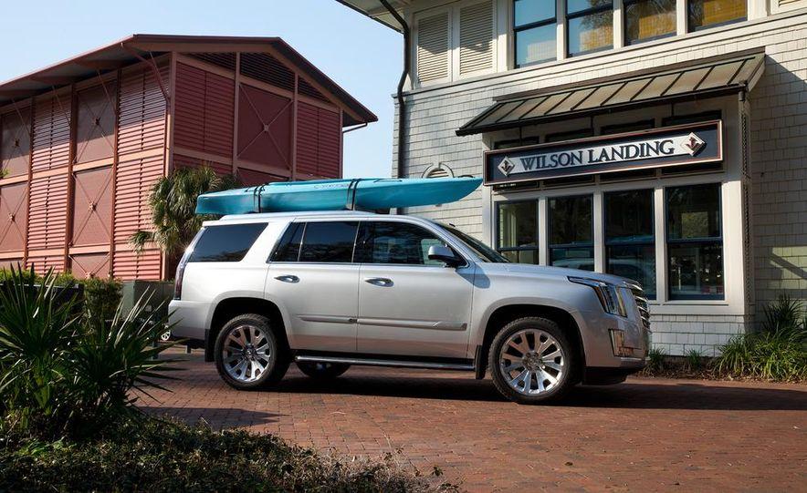 2015 Cadillac Escalade - Slide 55