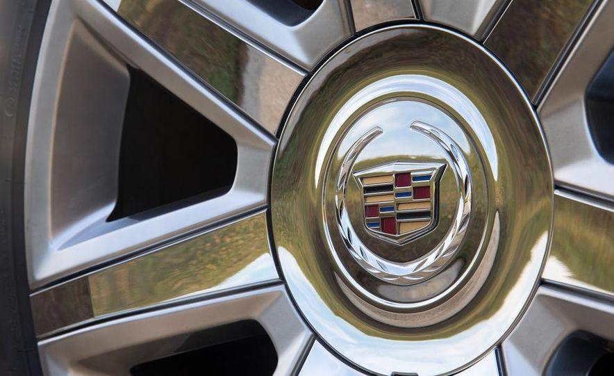 2015 Cadillac Escalade - Slide 51